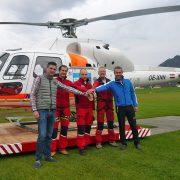 Martin-3 Crew Obmann Buergermeister
